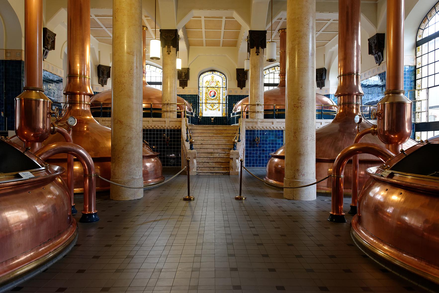 Öffentliche Führung Brauerei Feldschlösschen