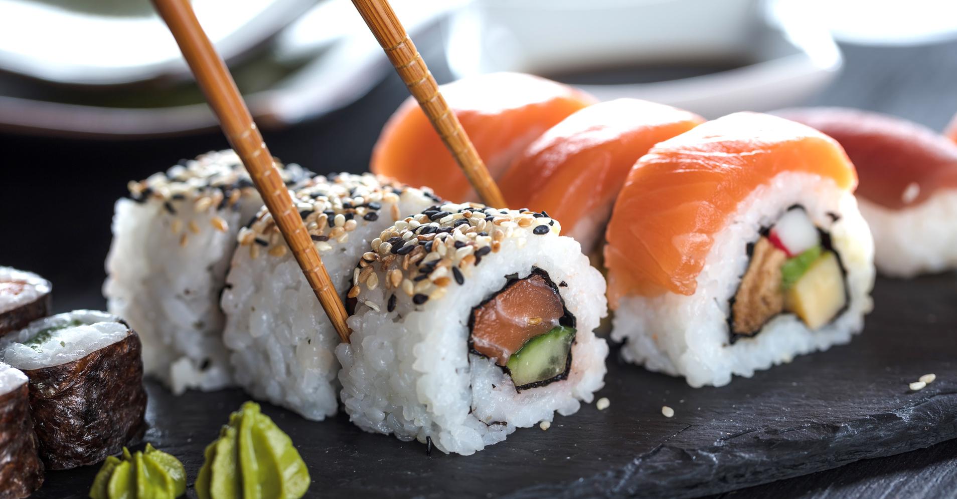 Alpines Sushi-Highlight
