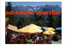 sportbar - restaurant - dorfbeiz adrenalin backpackers hostel