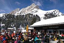 Bergrestaurant Winter