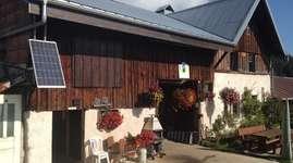 Impasse du Loup: (Alp.-) Hütte