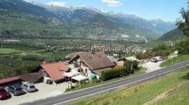Ranch des Maragnènes von der Strasse.