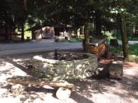Grillstelle Waldhütte Albligen