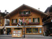 Adelboden Tourismus - Tourist Center