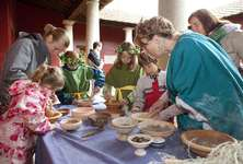 Göttliche Düfte - Räuchermischungen nach römischer Art