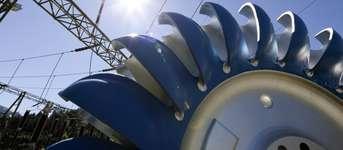 Erlebnisführung im ewz-Wasserkraftwerk