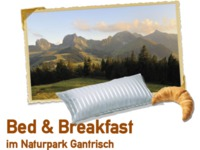 Bed & Breakfast, Familie Salzmann