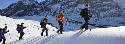 """Schneeschuhwanderung """"Eiger-Nord"""""""