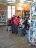 Dorfbibliothek Habkern