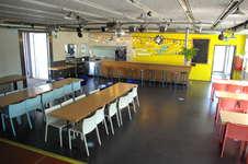 frjz-Café, Veranstaltungsraum mit Charme, mitten in Uster