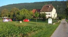 Bois du Fey: Camping site