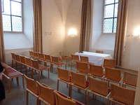 Ziviltrauung in der Alten Sakristei