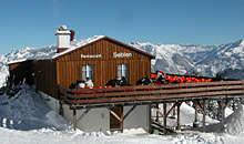 Bergrestaurant Seblengrat