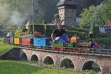Dampfbahn Katzensee