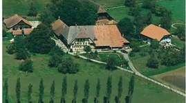 Gumpersmühlehof: Schlafen im Stroh