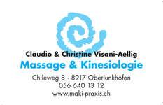 Ch. Aellig & C. Visani Massage & Kinesiologie