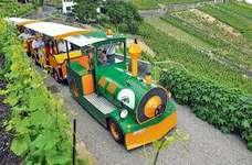 Train touristique Lavaux Express