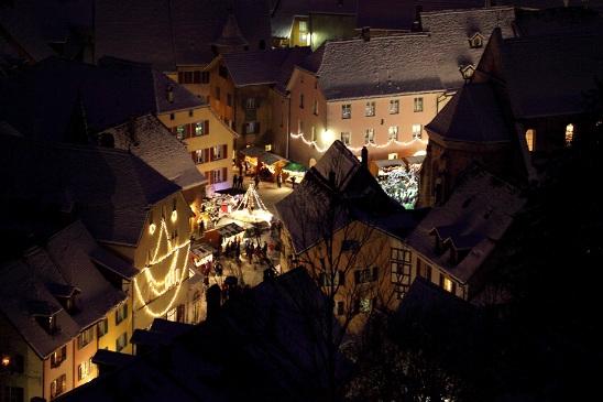 Weihnachtsmarkt, St-Ursanne