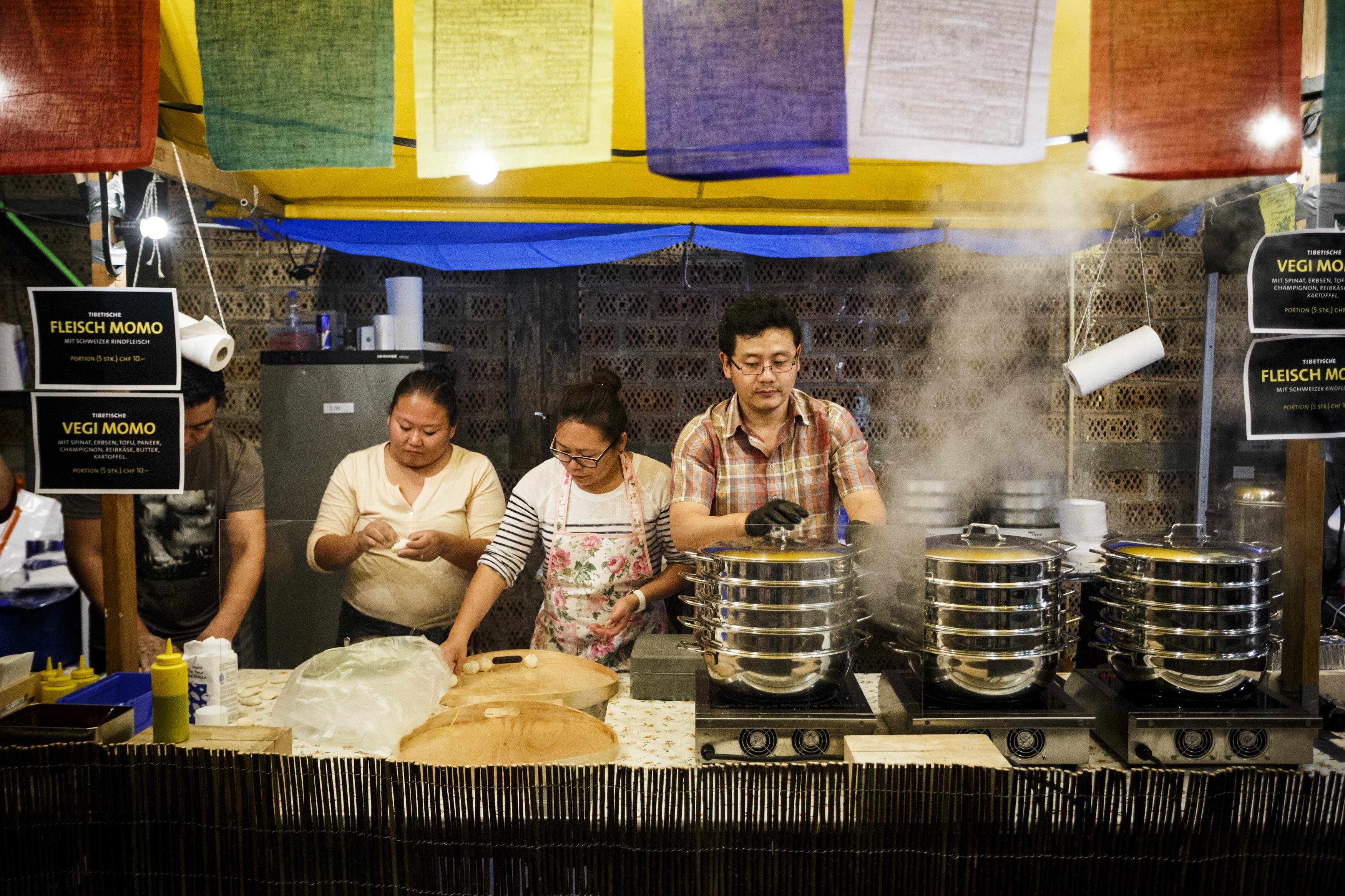 7. Street Food Festival Uster