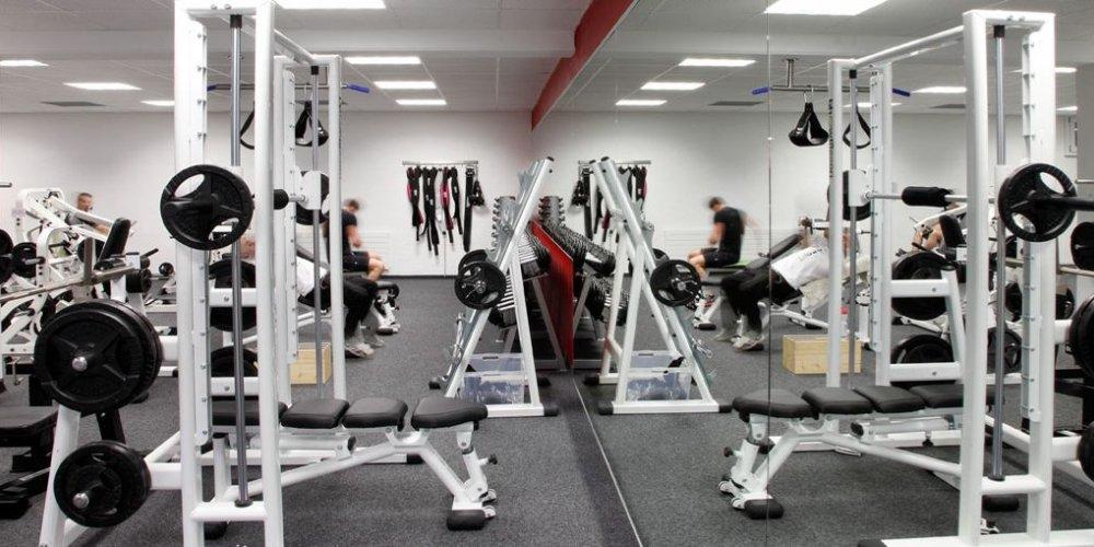 Fitnesspark Kirchberg
