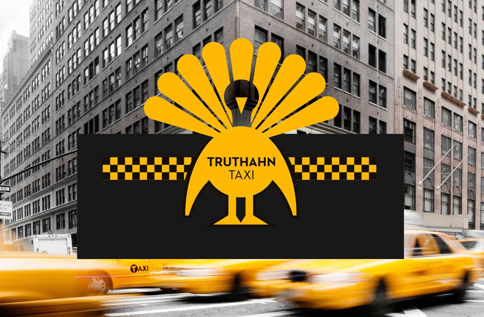 Truthahn Taxi - der etwas andere Caterer