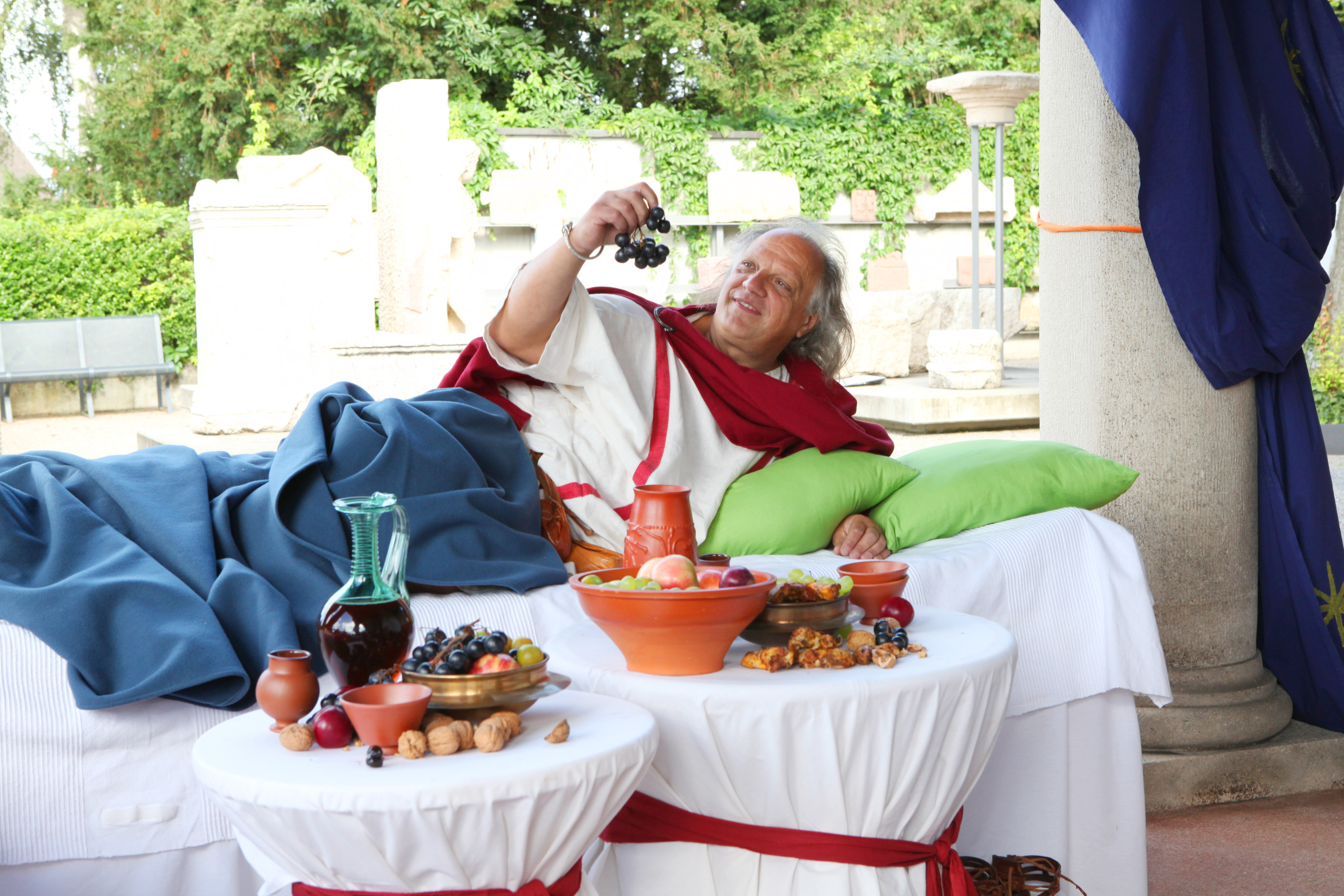 Schlemmen wie im alten Rom