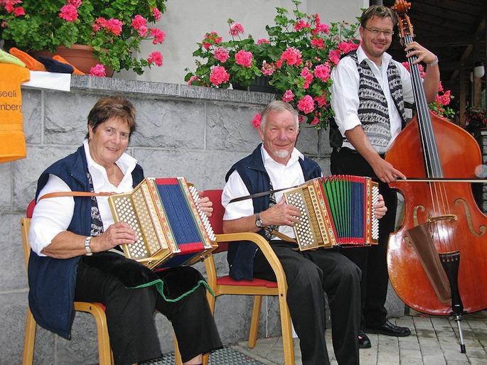 Kapelle Schwyzergruess