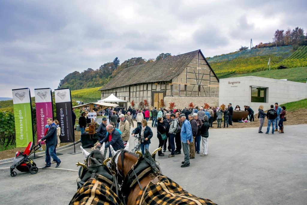 Trottenfest Osterfingen