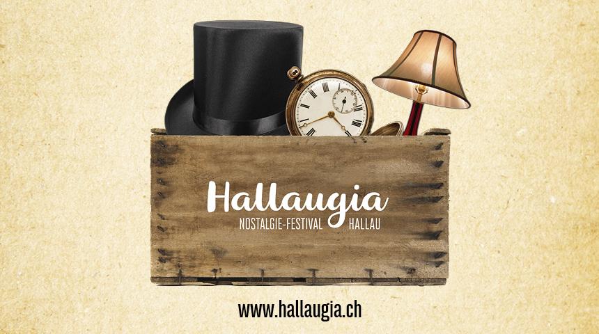 Hallaugia Nostalgie-Festival in Hallau