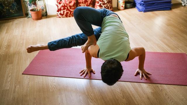 Agenda for Haute 8 yoga