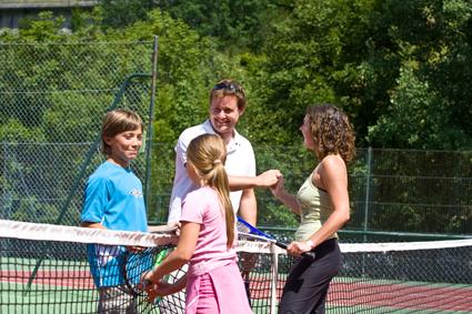 Tournoi de clôture du Tennis @  |  |