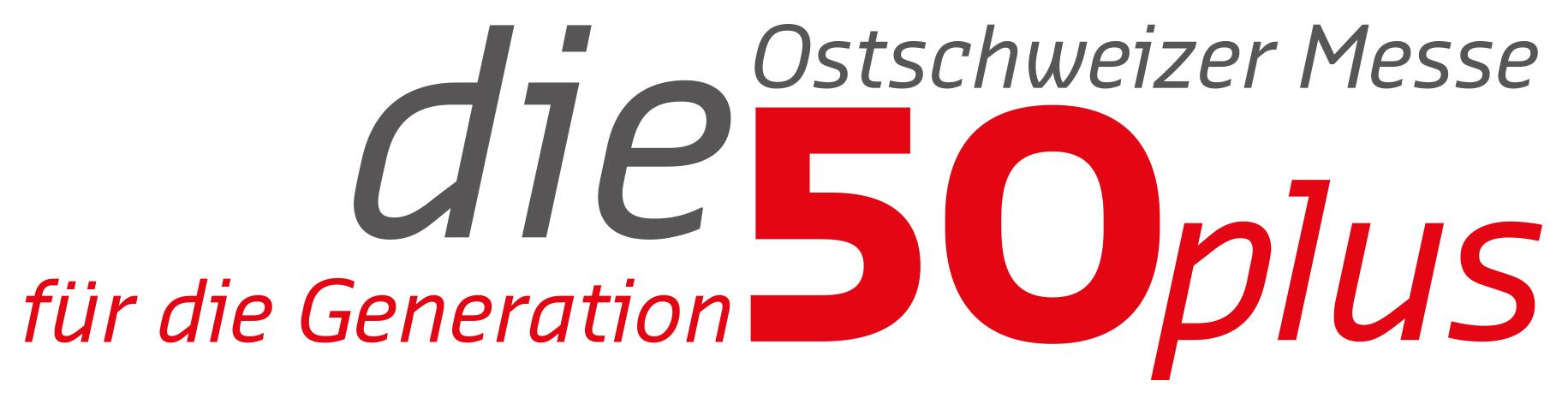 die50plus - die Ostschweizer Messe für die Generation 50 Plus