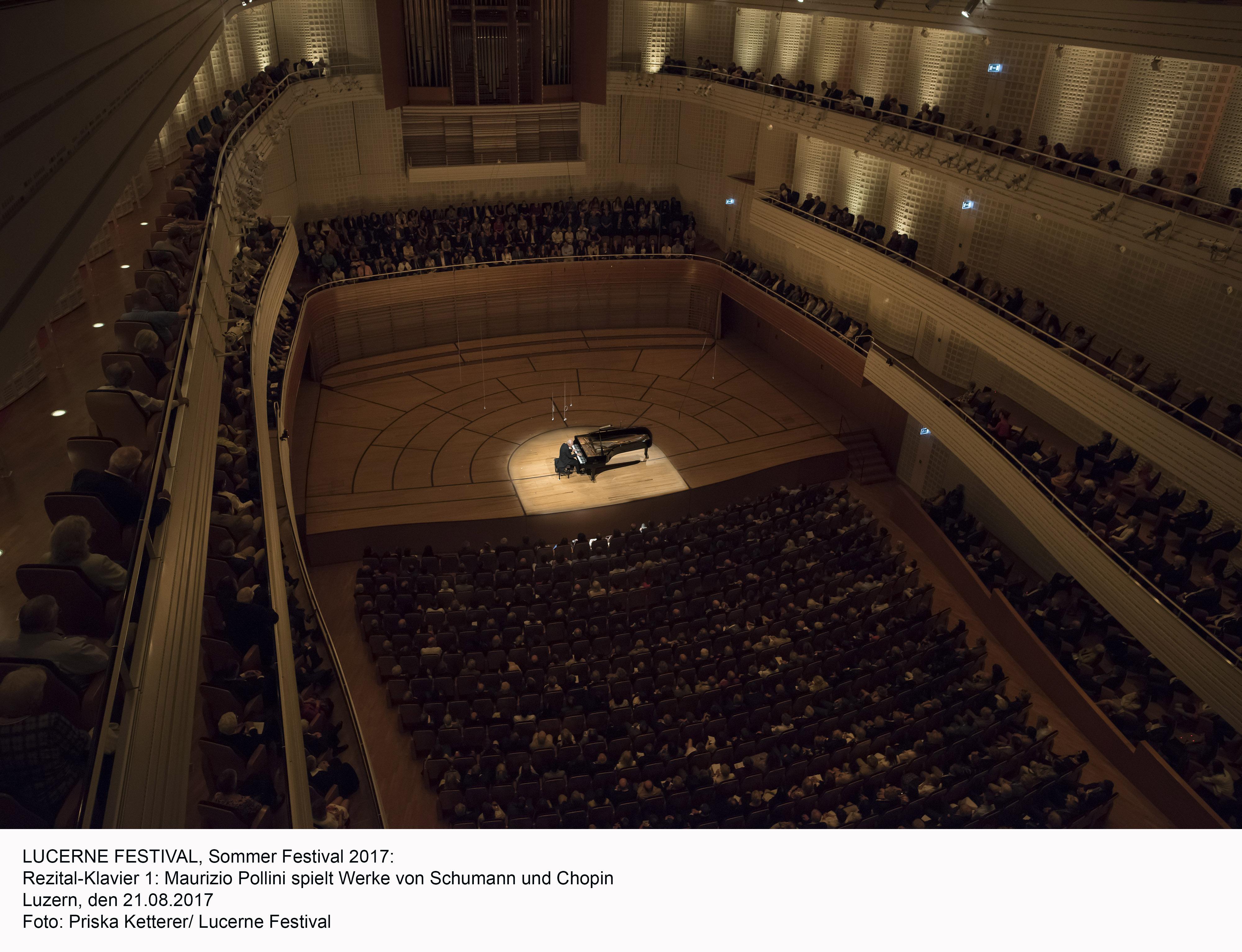 Lucerne festival - piano-festival