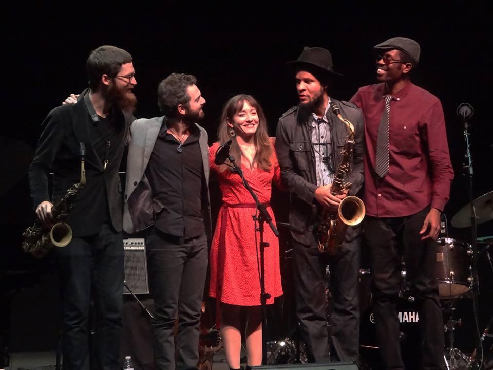 Marta Sanchez Quintet