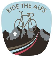 Ride the Alps - Freie Strassen, nur für Radfahrer.