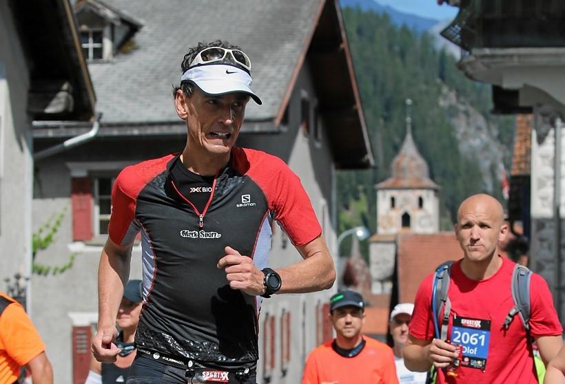 Swissalpine - Laufspektakel in drei Serien