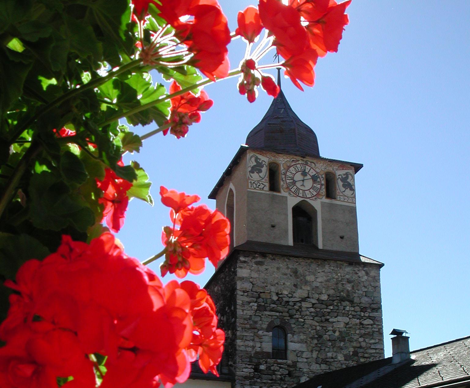 Dorfmarkt Bergün