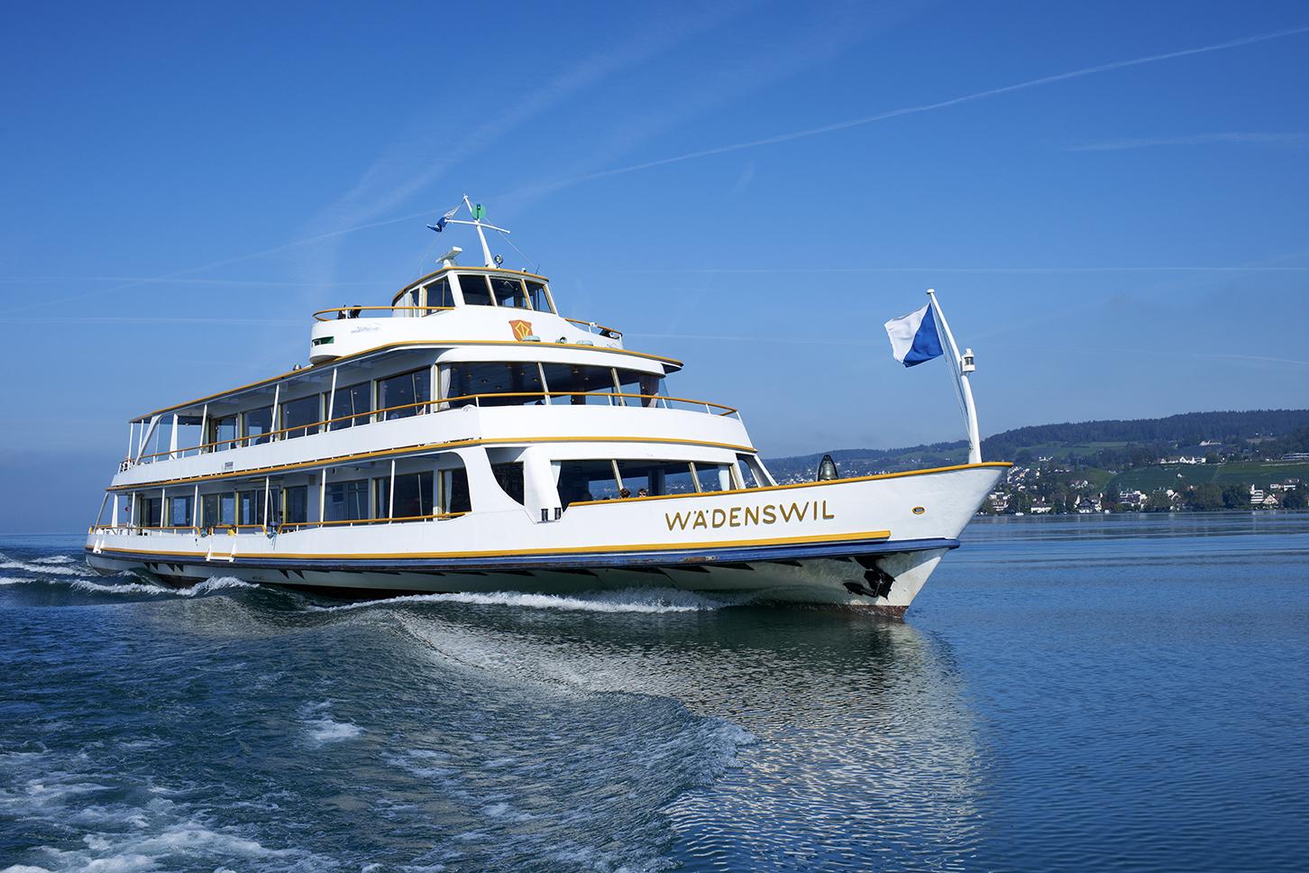 1. August-Schiff MS Wädenswil