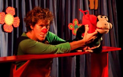 Clown-Figurentheater - TikTak