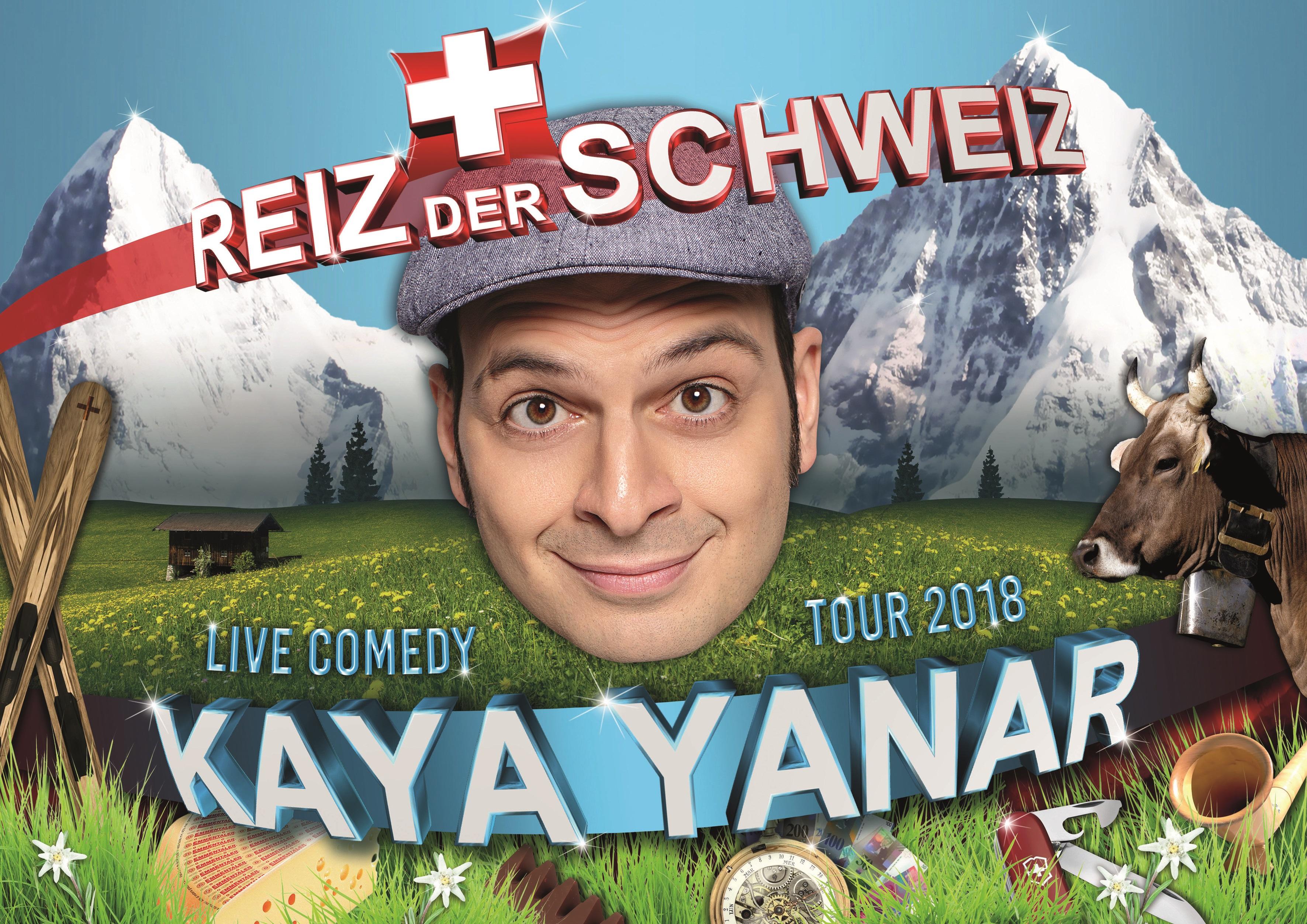 Kaya Yanar Schweiz