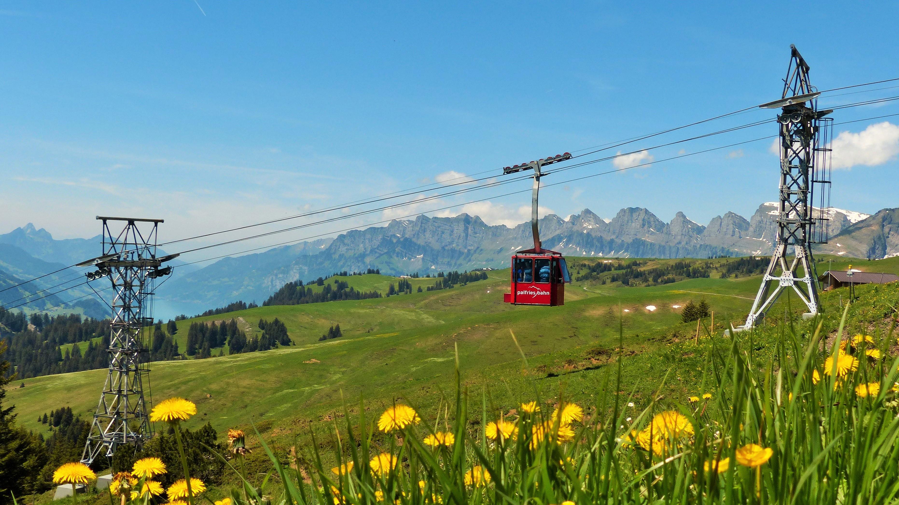 Luft - Seil - Bahn - Glück - Von Oldtimern und Newcomern
