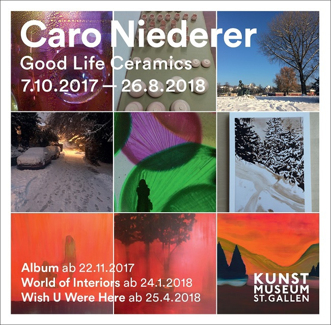 Caro Niederer. Good Life Ceramics
