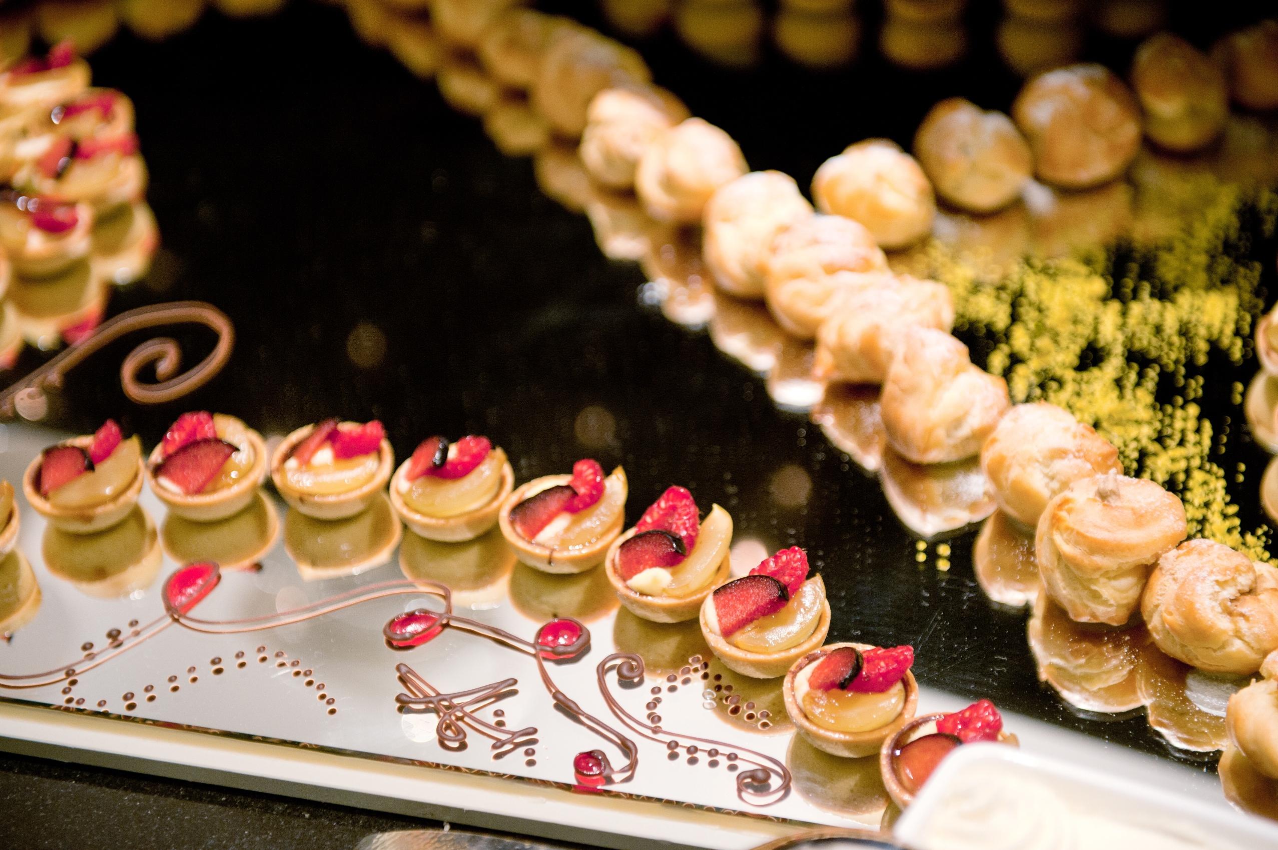 Dessert-Buffet à discrétion