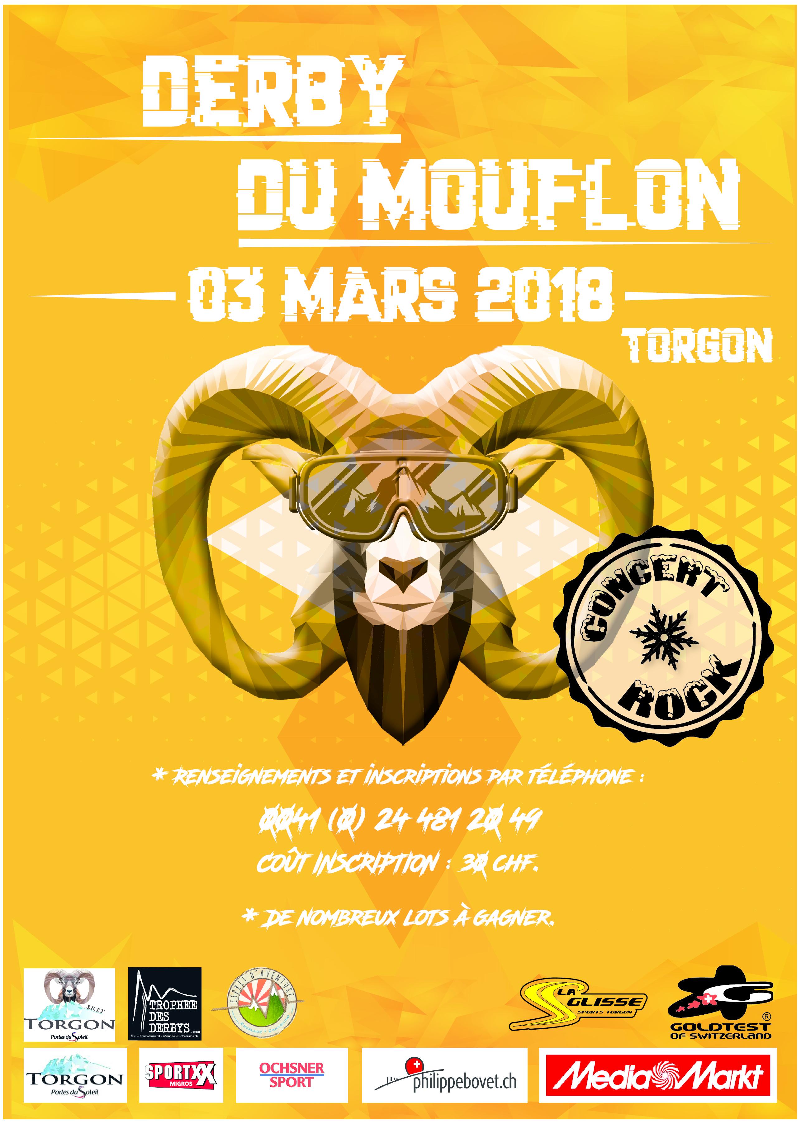 Derby du Mouflon @  |  |