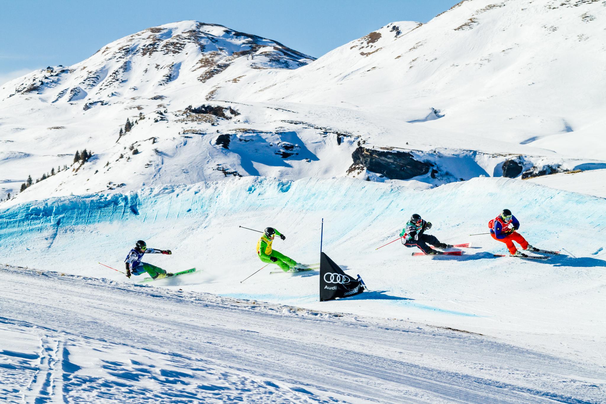 Audi Skicross Tour