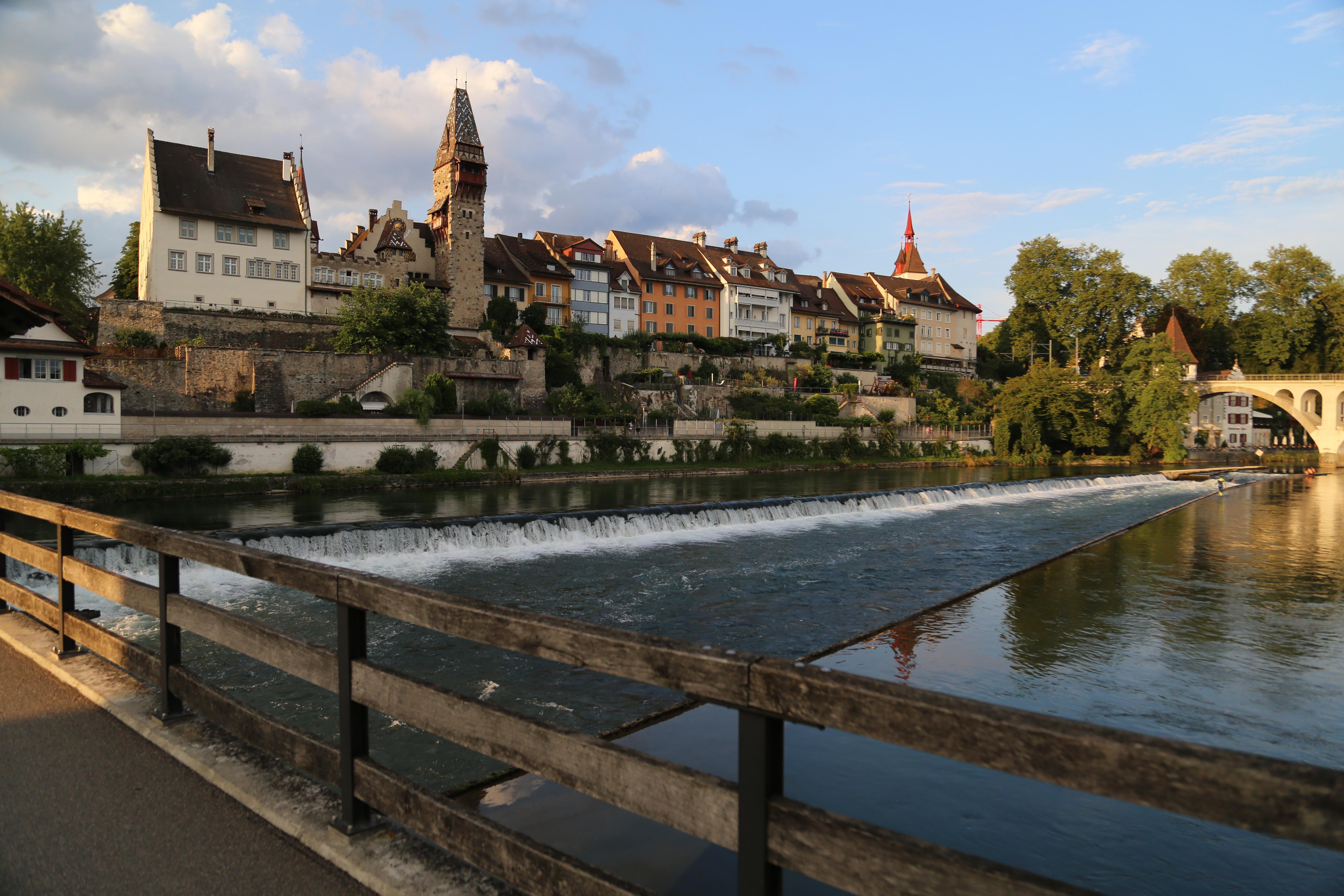 Stadtführung in Bremgarten (Deutsch)