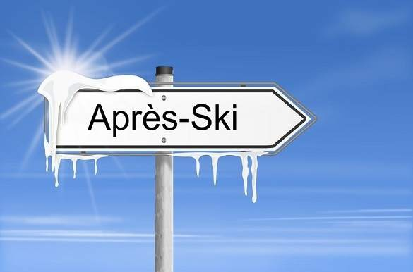 Bar après-ski @      
