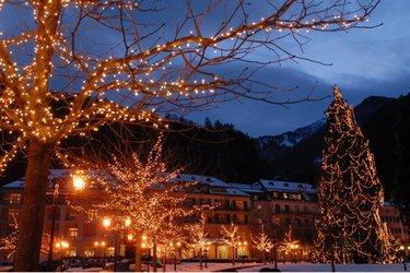 Lichterfeier, Grand Resort Bad Ragaz