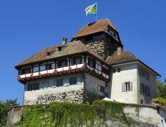 Schloss Frauenfeld im Herzen der Thurgauer Hauptstadt