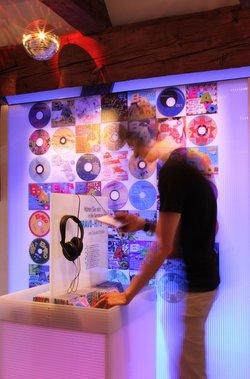 Popmusik aus über zwei Jahrzehnten: Foto: Museum.BL
